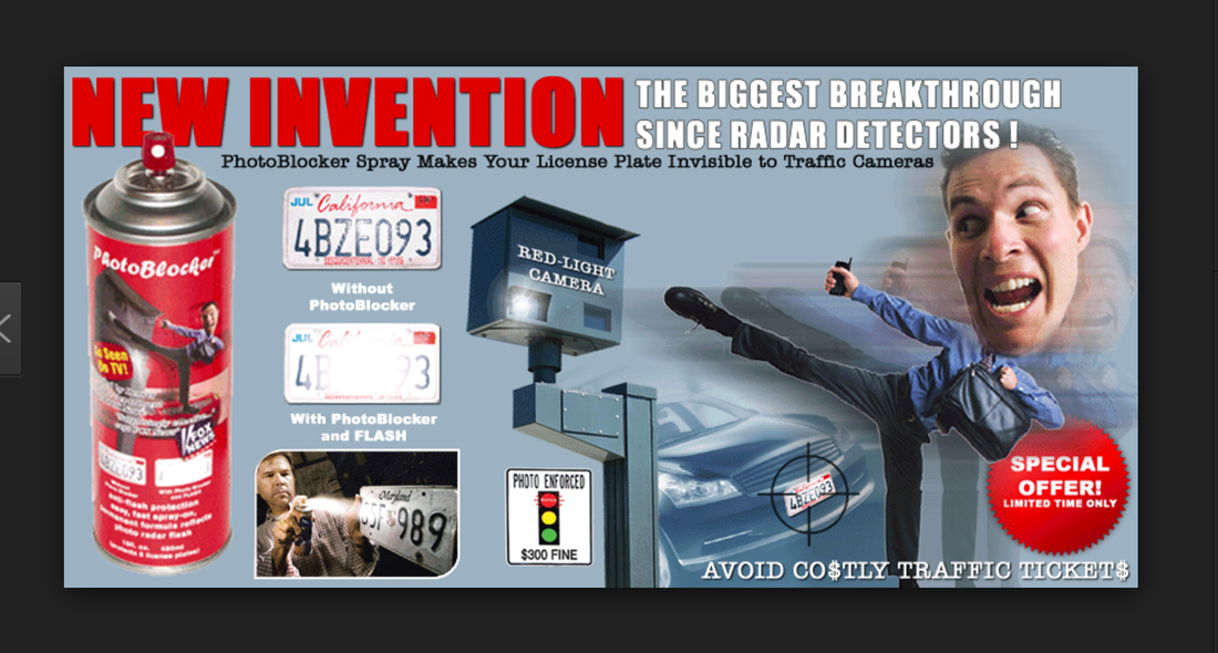 Make Your Car Invisible Avoid Speed Toll Amp Red Light